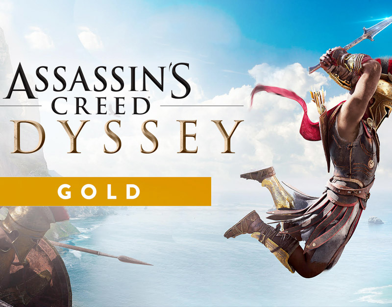 Assassin's Creed Odyssey - Gold Edition (Xbox One), A Gaming Paradise, agamingparadise.com