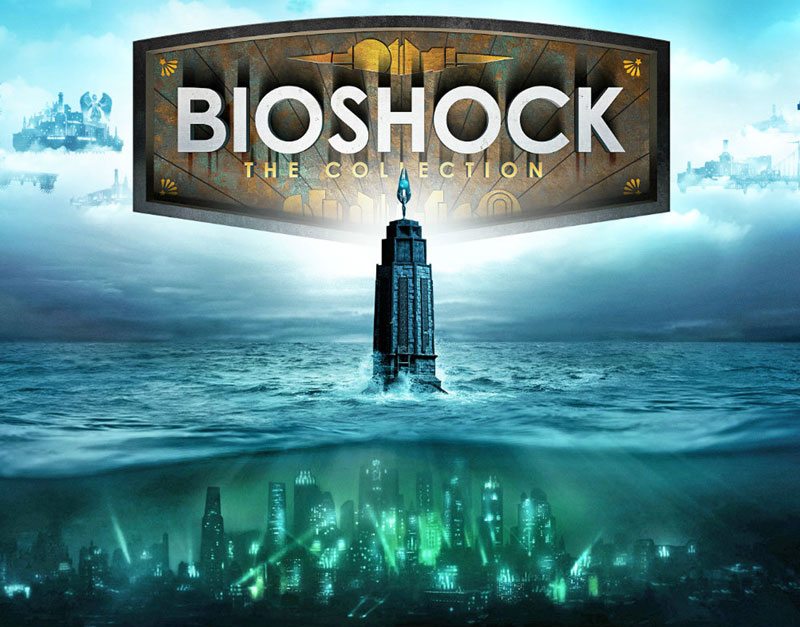 BioShock: The Collection (Xbox One), A Gaming Paradise, agamingparadise.com