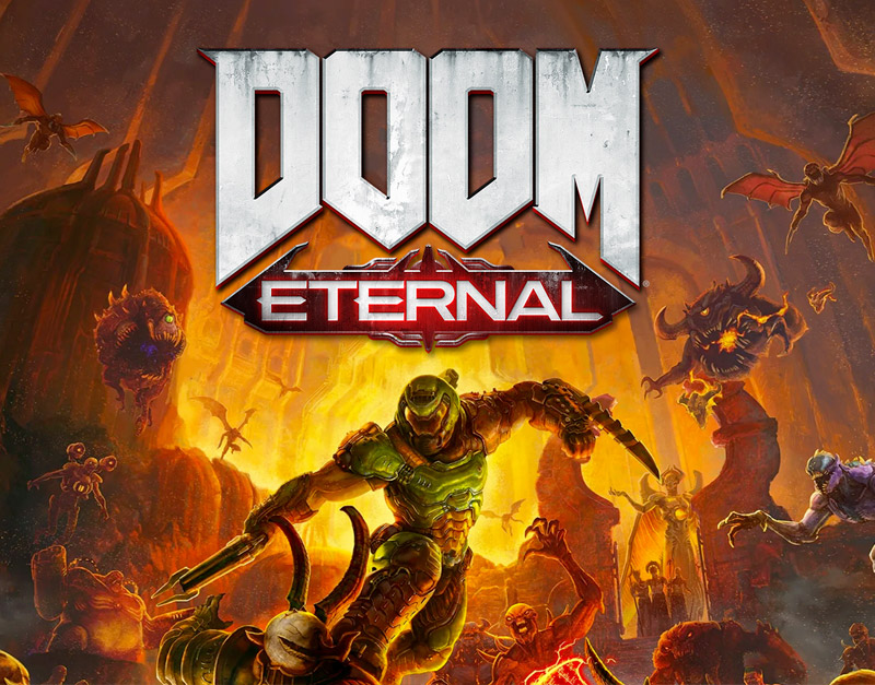 DOOM Eternal Standard Edition (Xbox One), A Gaming Paradise, agamingparadise.com