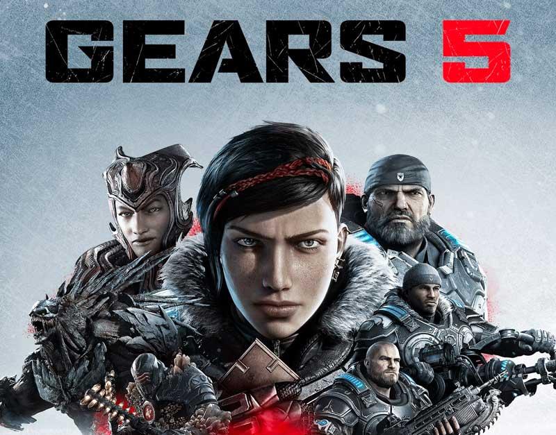 Gears 5 (Xbox One), A Gaming Paradise, agamingparadise.com