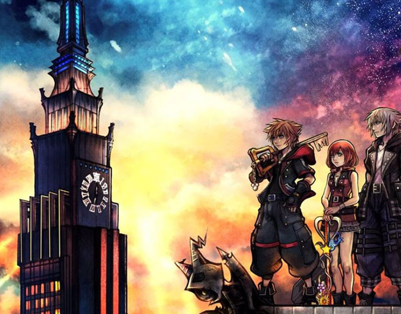Kingdom Hearts 3 (Xbox One), A Gaming Paradise, agamingparadise.com