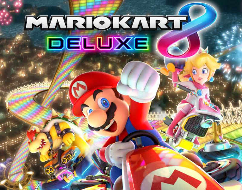 Mario Kart 8 Deluxe (Nintendo), A Gaming Paradise, agamingparadise.com