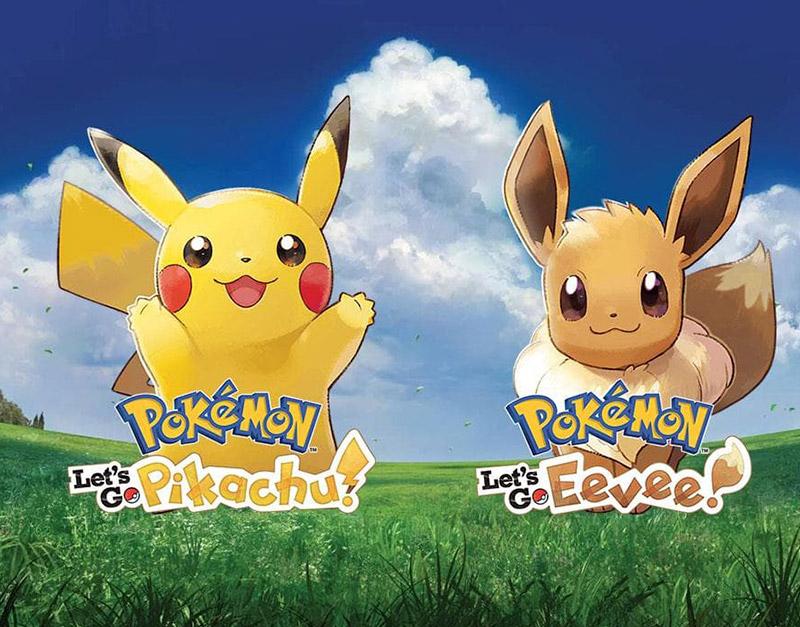 Pokemon Let's Go Eevee! (Nintendo), A Gaming Paradise, agamingparadise.com