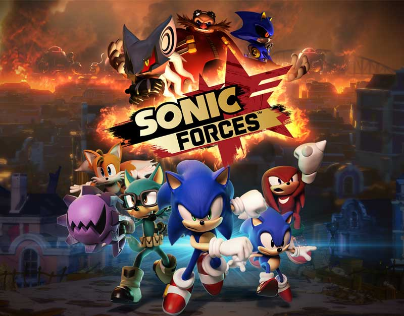 SONIC FORCES™ Digital Standard Edition (Xbox Game EU), A Gaming Paradise, agamingparadise.com