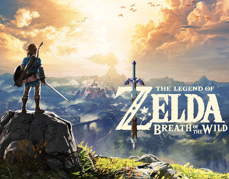 The Legend of Zelda: Breath of the Wild (Nintendo), A Gaming Paradise, agamingparadise.com