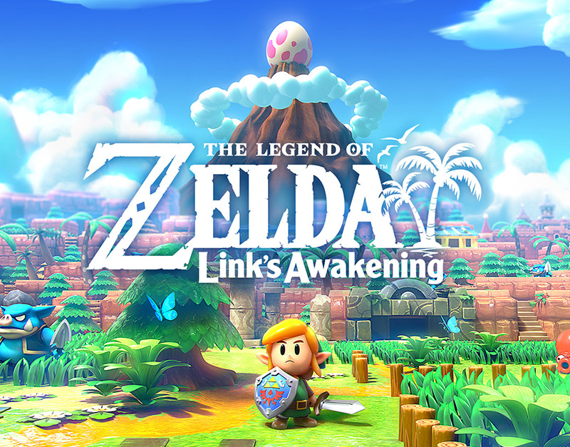 The Legend of Zelda: Link's Awakening (Nintendo), A Gaming Paradise, agamingparadise.com