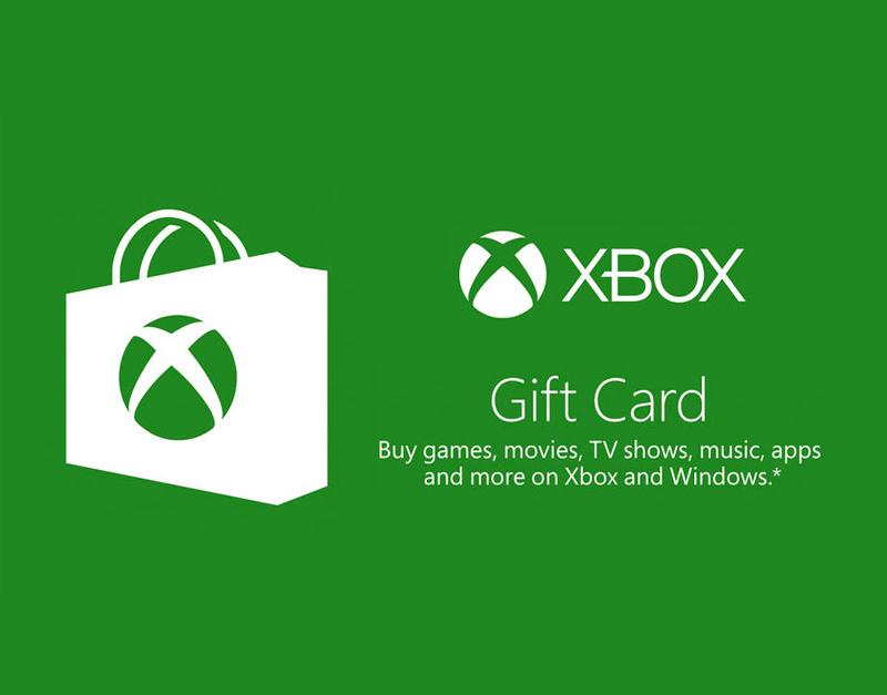 Xbox Live Gift Card, A Gaming Paradise, agamingparadise.com